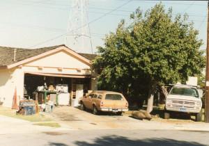 1983 - Garage where SeeScan began