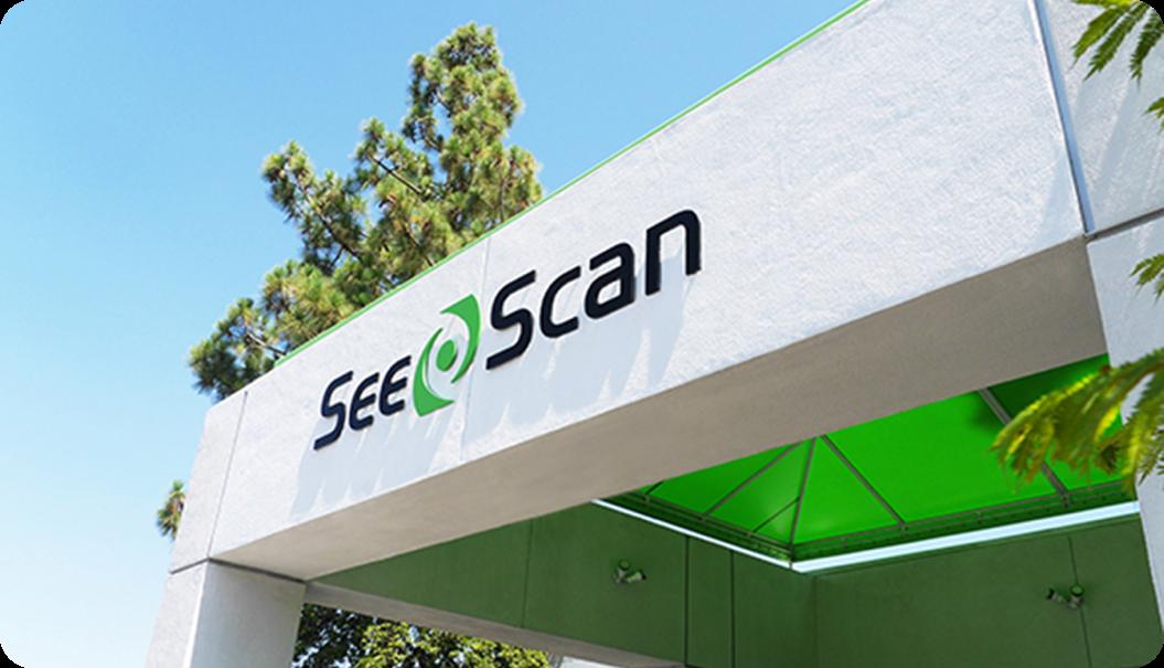 SeeScan building entrance