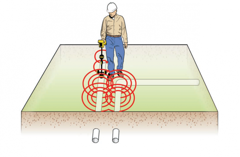 Omnidirectional receiver at work